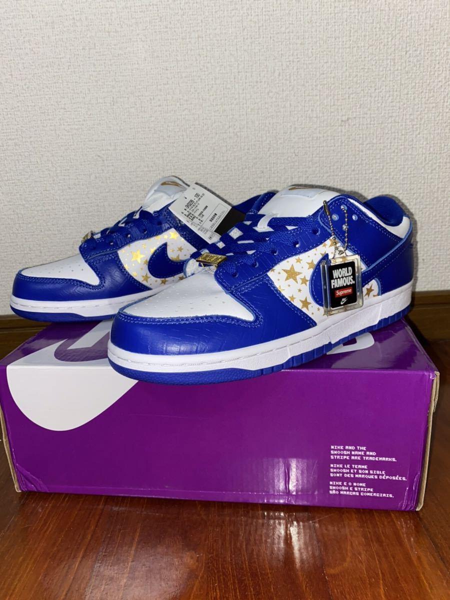 Supreme Nike sb dunk low Blue_画像1