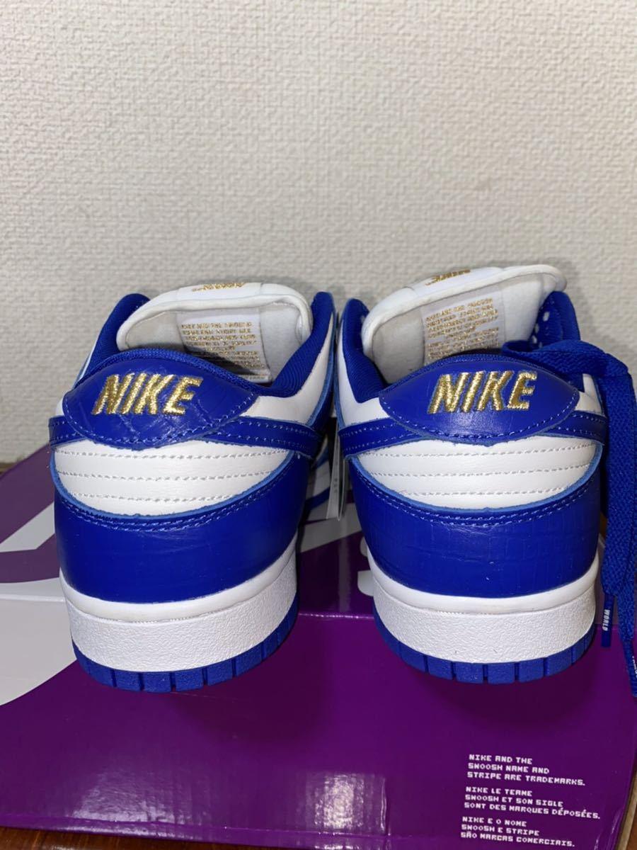 Supreme Nike sb dunk low Blue_画像4