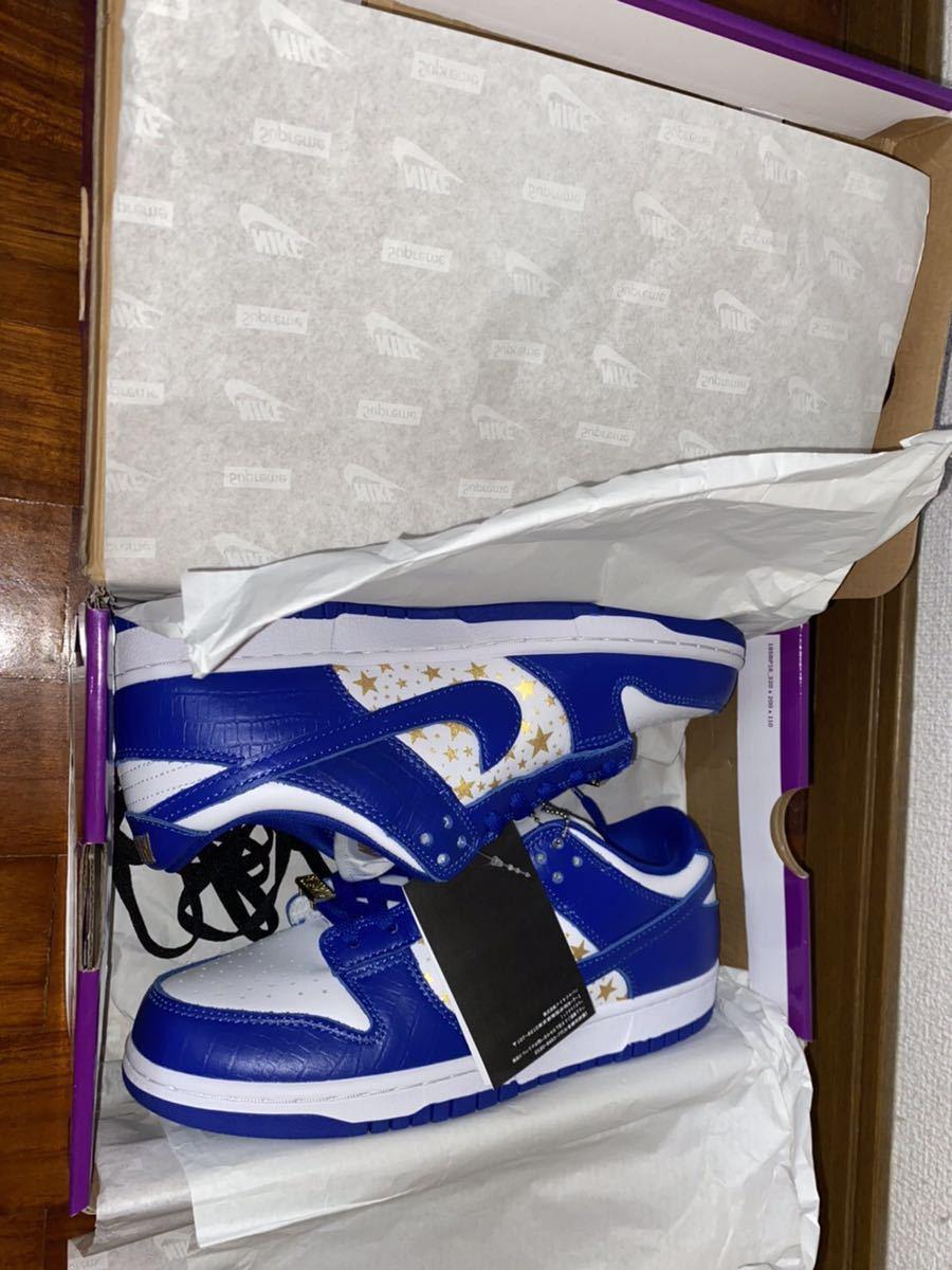 Supreme Nike sb dunk low Blue_画像7
