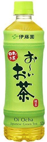 新品特価・1) 525ml×24本 伊藤園 おーいお茶 緑茶CEJ3Y1N230UVJS_画像1