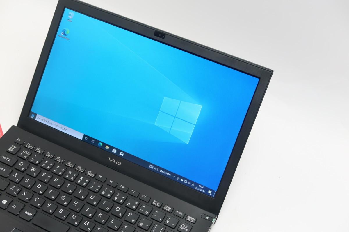 75397】Office付 カメラ搭載 VAIO VAIO VJS131C11N 第6世代 Core i5 6200U 8GB 256GB SSD 13.3型 1920x1080 WLAN Windows 10 Pro_画像3