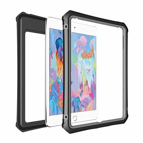 T-Ming-Kai 7.9インチ iPad mini5 防水ケース アイパッド mini5 防水カバー タブッレト耐衝撃_画像2
