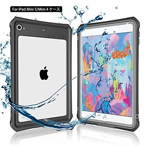 T-Ming-Kai 7.9インチ iPad mini5 防水ケース アイパッド mini5 防水カバー タブッレト耐衝撃_画像1