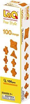 ラキュー (LaQ) フリースタイル(FreeStyle) 100オレンジ & (LaQ) フリースタイル(FreeS_画像2