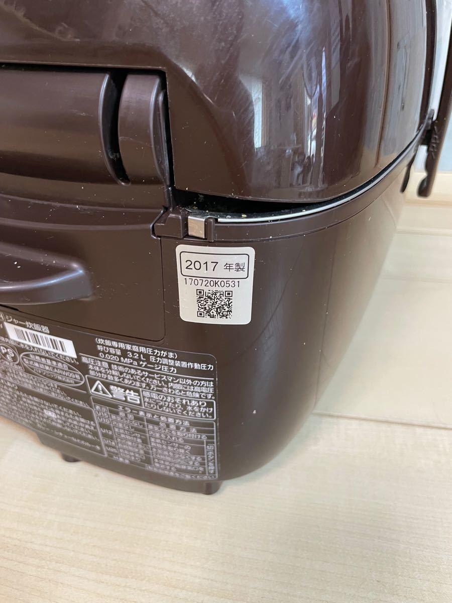 Panasonic 炊飯器 5.5合炊き SR-PA107