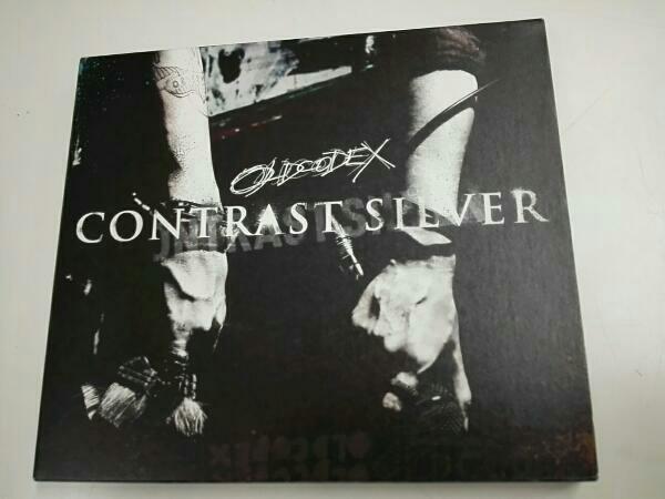 OLDCODEX CONTRAST SILVER(初回限定盤)(DVD付) ライブグッズの画像