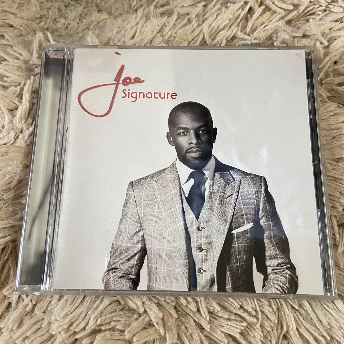 【CD】 joe / Signature  CD USED