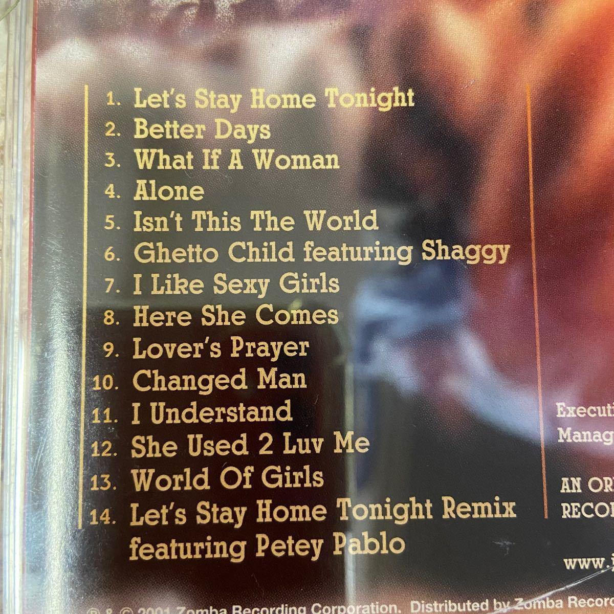 【CD】 joe /  better days CD USED