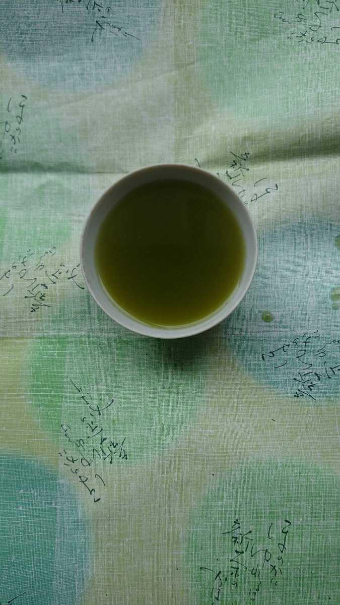 静岡県産 深蒸し茶 100g6袋 二番茶 静岡茶 健康茶 煎茶 _画像2