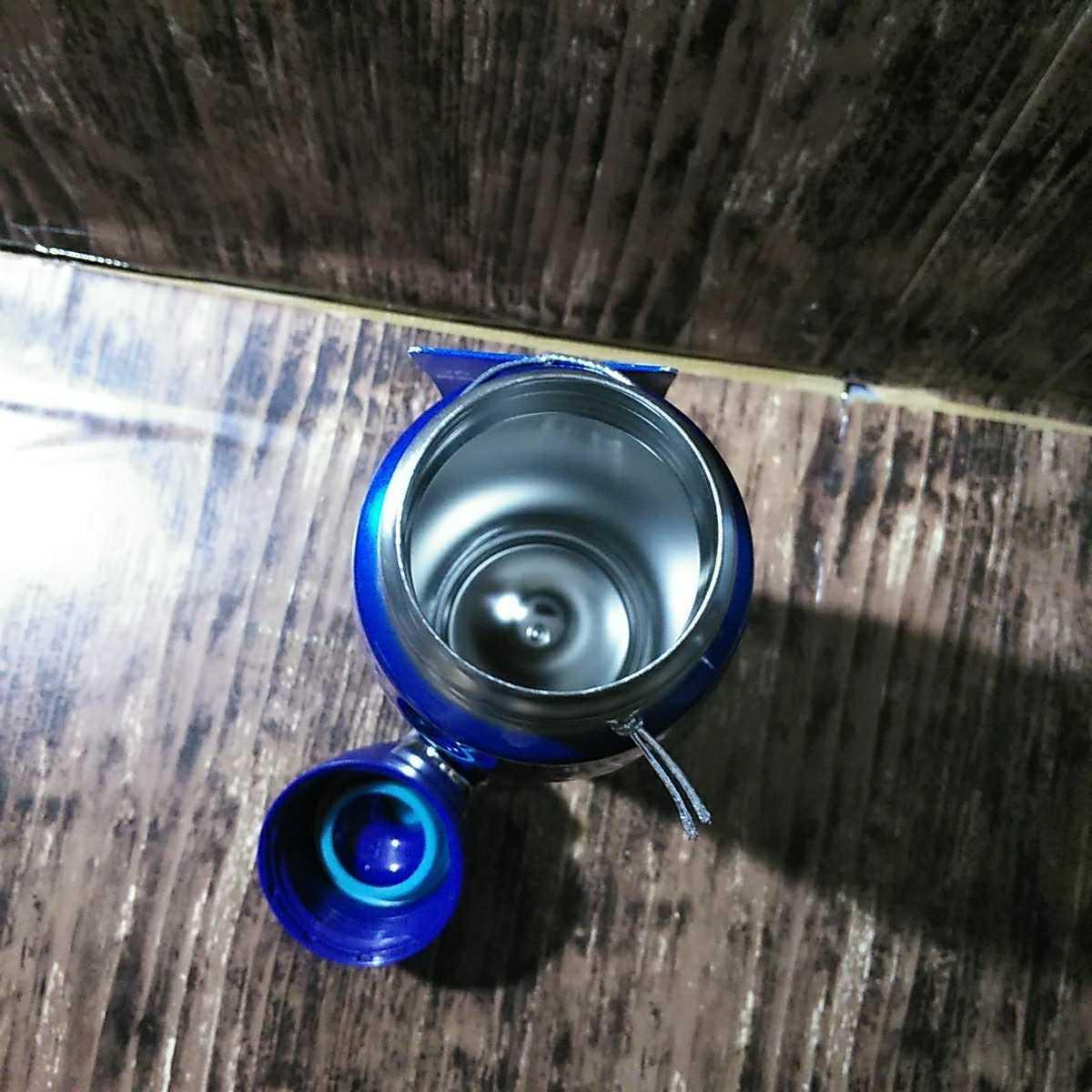● ポカリスエット×サーモス「真空断熱スポーツボトル 1個」水筒 1L THERMOS