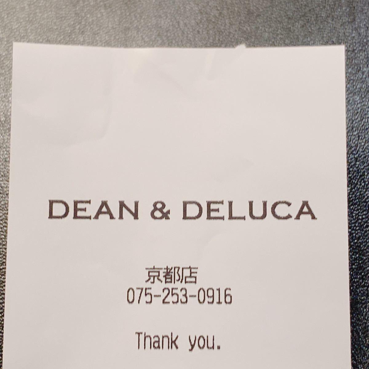 DEAN&DELUCA ディーン アンド デルーカ エコバッグ ショッピングバッグ トートバッグ 京都 限定 紫