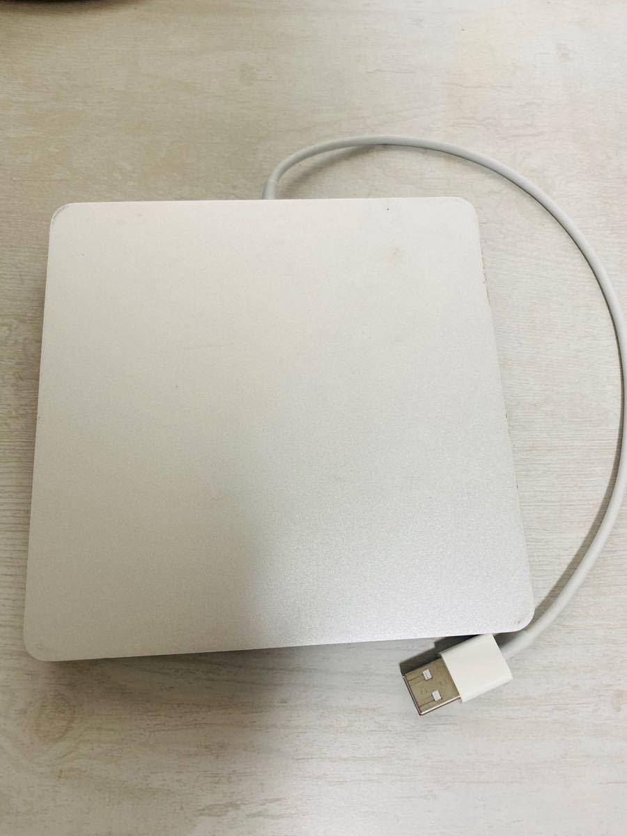 【Apple USB スーパードライブ DVDドライブ】