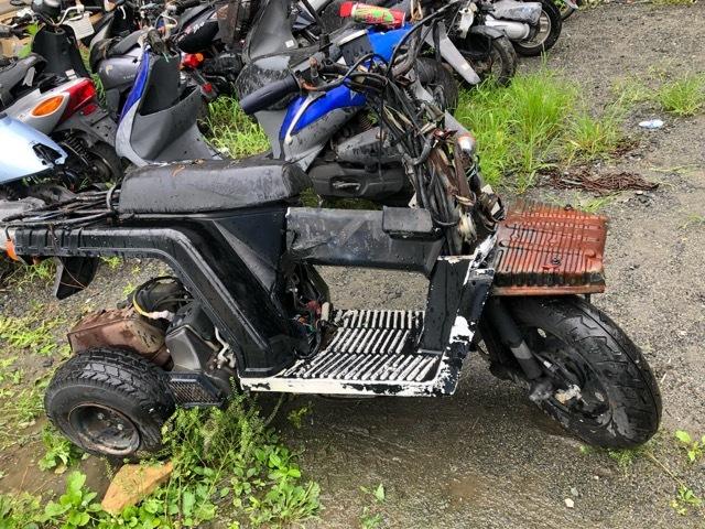 「HONDA ジャイロX 事故車 1994年式 部品取りにいかがですか!全国陸送出来ます。熊本から」の画像2