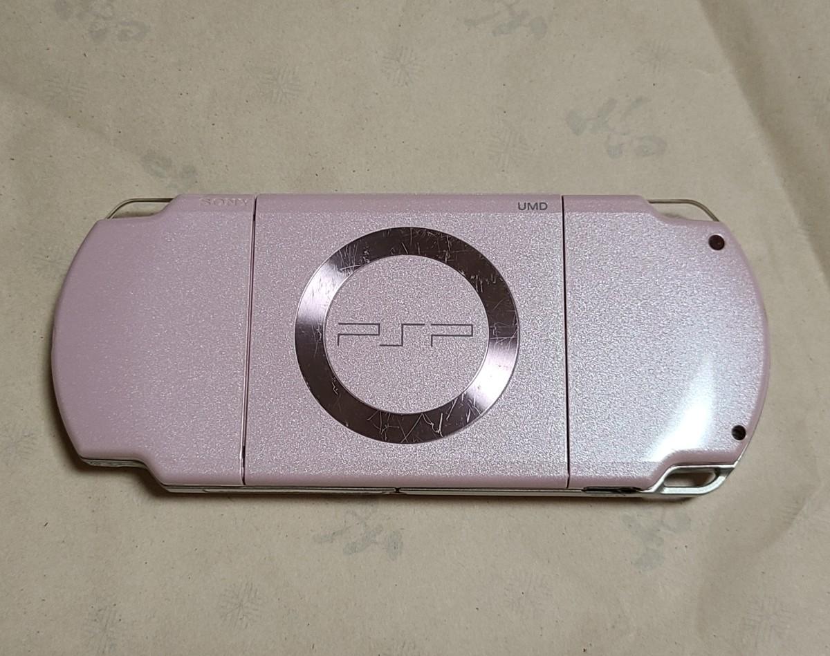PSP-2000 PSP本体 ローズピンク