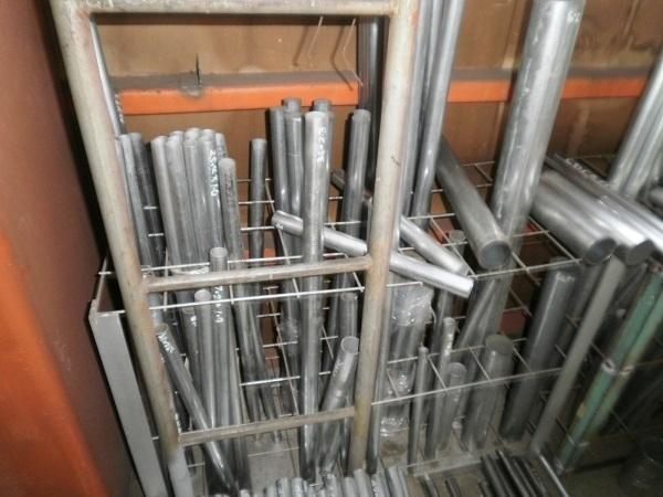 鉄 亜鉛メッキ構造用鋼菅(白STK・STKM)材 各品形状の(1000~100mm)各定寸長での販売F21_画像2