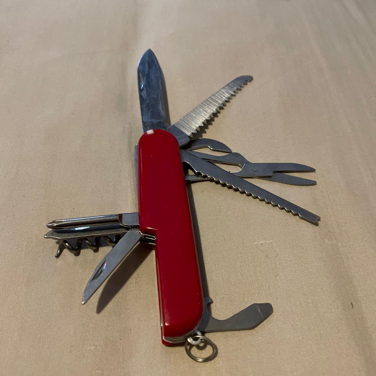 【値下げ中】マルチツール ナイフ