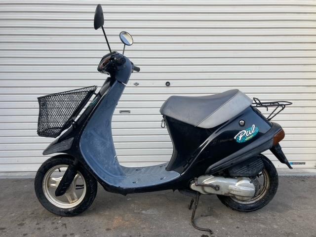 「札幌発☆最落なし!【動作OK!】ホンダ PAL パル AF17 50cc 売切り!」の画像2