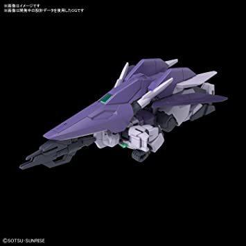 HGBD:R ガンダムビルドダイバーズRe:RISE コアガンダムⅡ[G-3カラー] 1/144スケール 色分け済みプラモデル_画像5