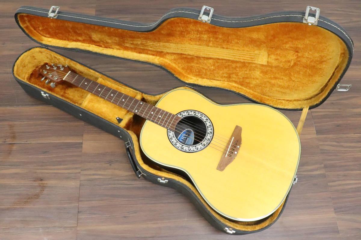 【行董】ULTRA Series Ovation オベーション クラシックギター №1312 全長105㎝ ハードケース付き ZJZ01ABF54
