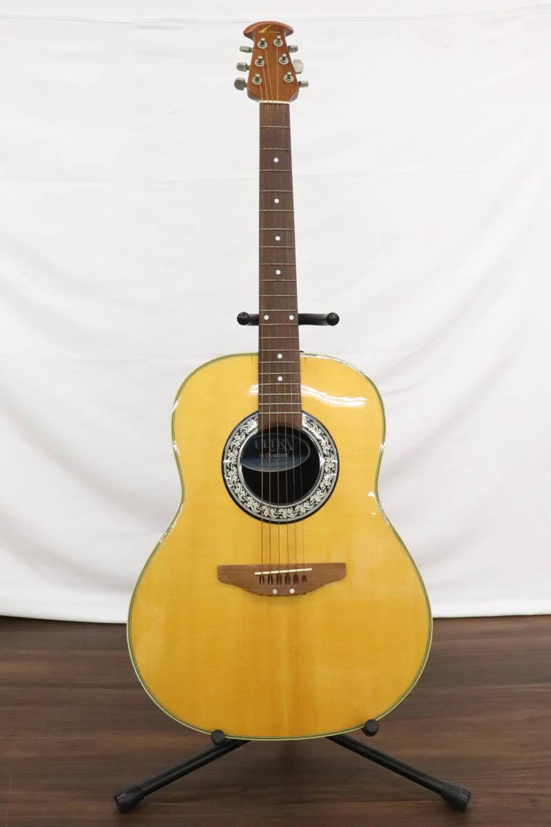  【行董】ULTRA Series Ovation オベーション クラシックギター №1312 全長…