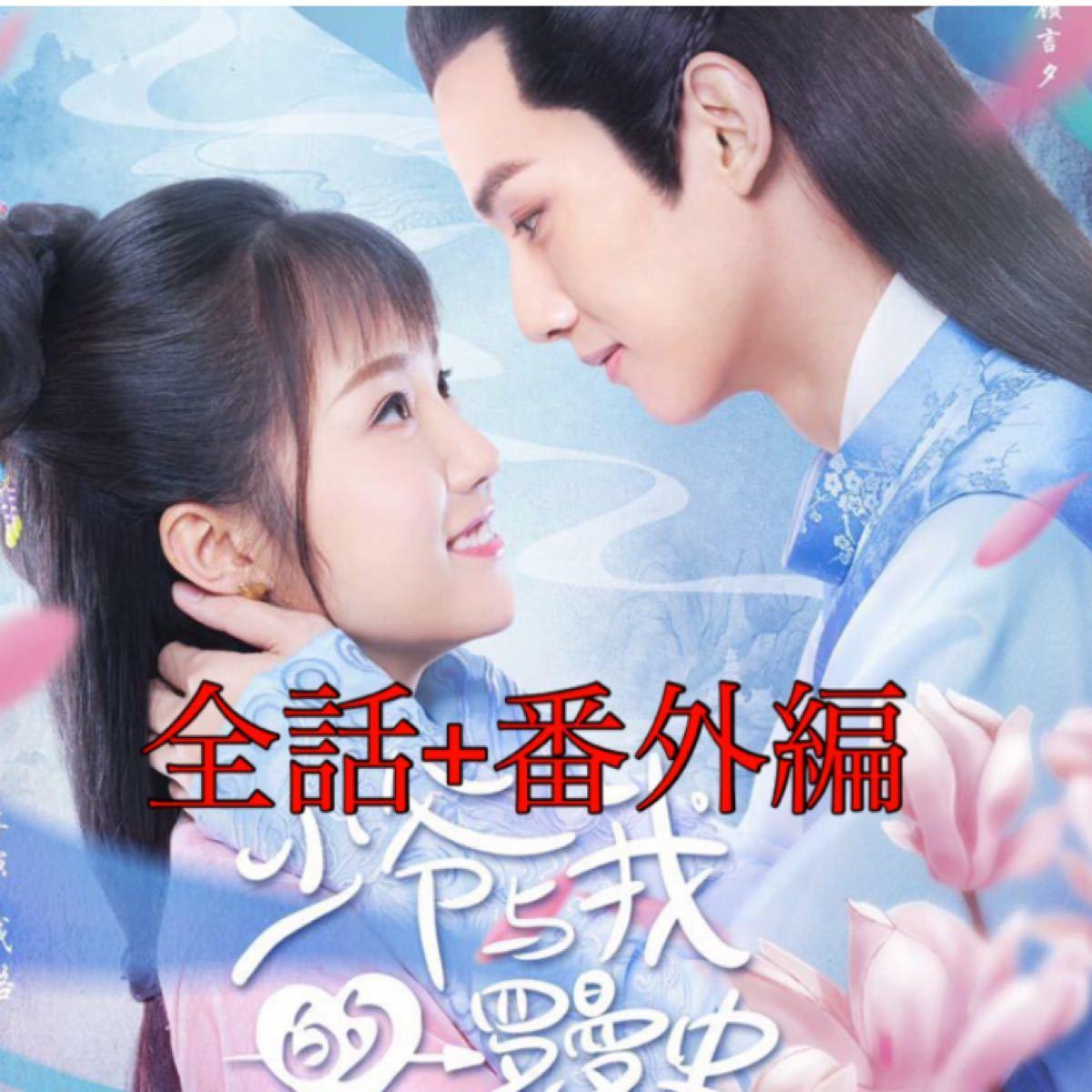 中国ドラマ おぼっちゃまと私のロマンス 全話+番外編 Blu-ray