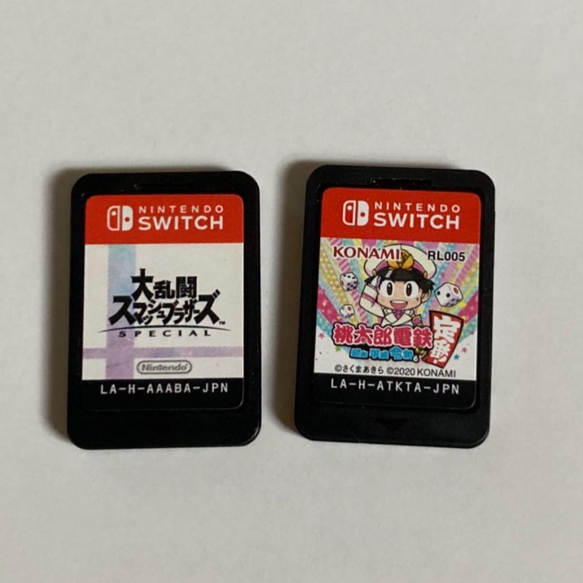 大乱闘スマッシュブラザーズSPECIAL スマブラ Switch 桃太郎電鉄 桃鉄 ニンテンドースイッチ ソフト