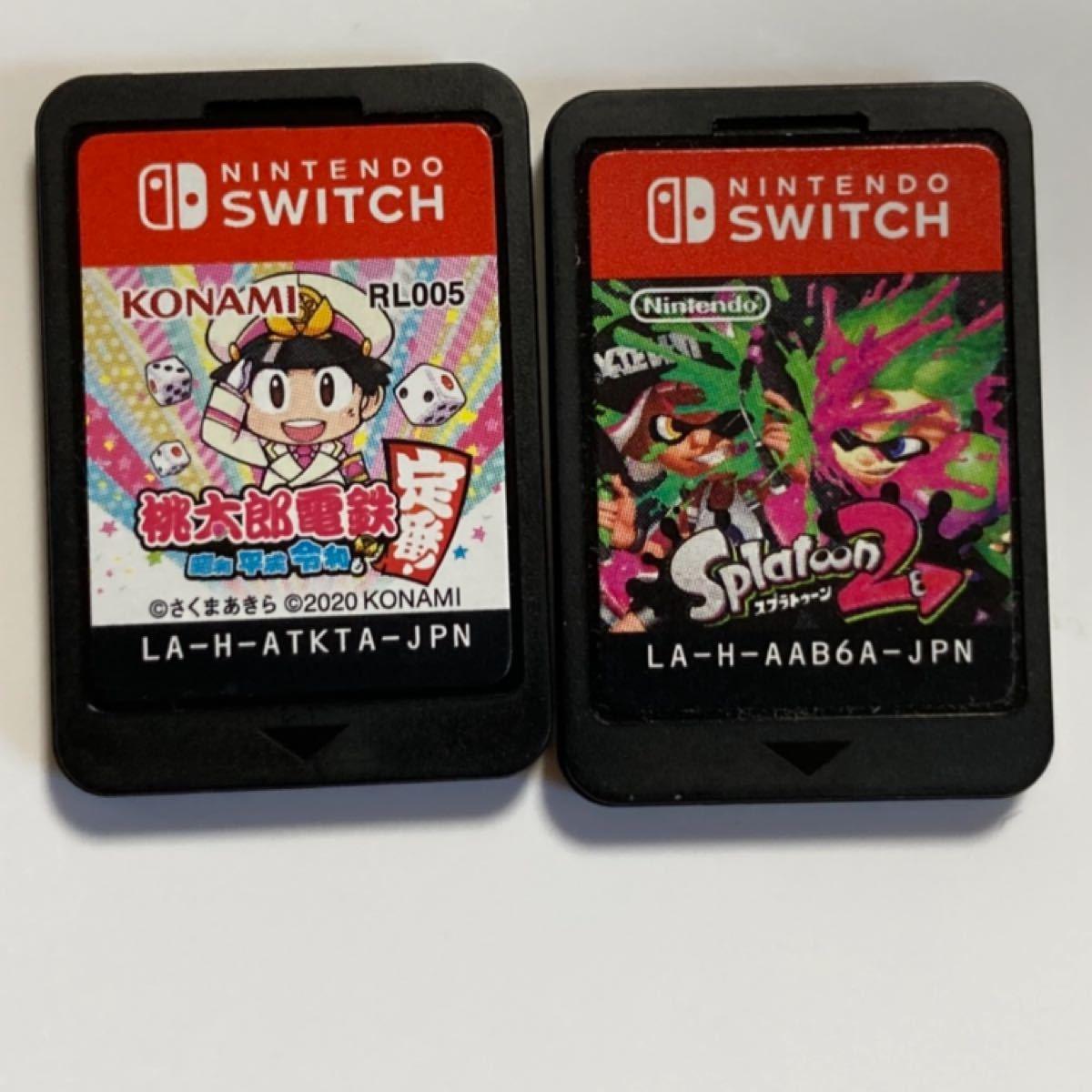 桃太郎電鉄 Switch 桃鉄 スプラトゥーン2 ソフト ニンテンドースイッチ 任天堂スイッチ