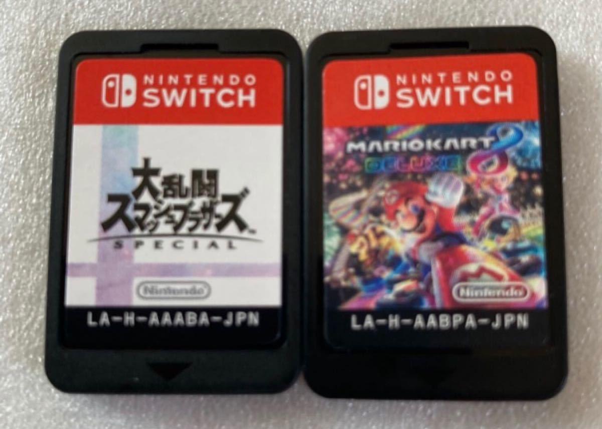 大乱闘スマッシュブラザーズスペシャル Switchソフト マリオカート8デラックス ソフト Nintendo Switch