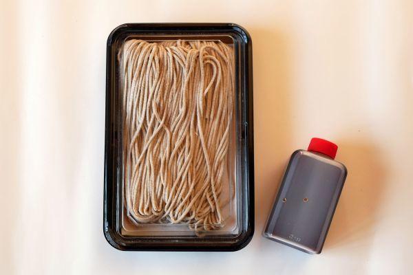全てにこだわった 信濃そば ご家庭で美味しい生そばの風味をお召し上がりください 2食(150g×2)(3)_画像3