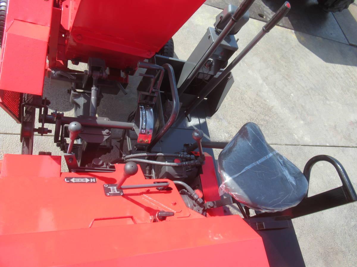 金子農機 コーンハーベスター MK600_画像5