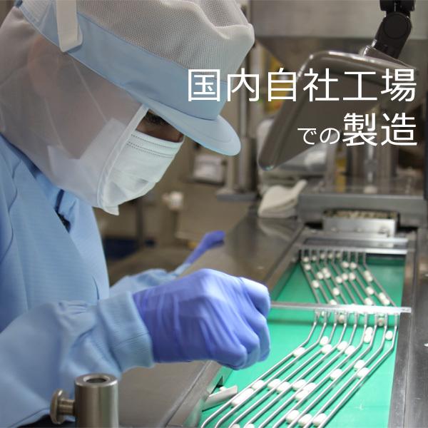【リプサ公式】 牡蠣エキス+しじみエキス 約3か月分×2袋 C-112-2 サプリメント サプリ 健康食品 送料無料_製造過程