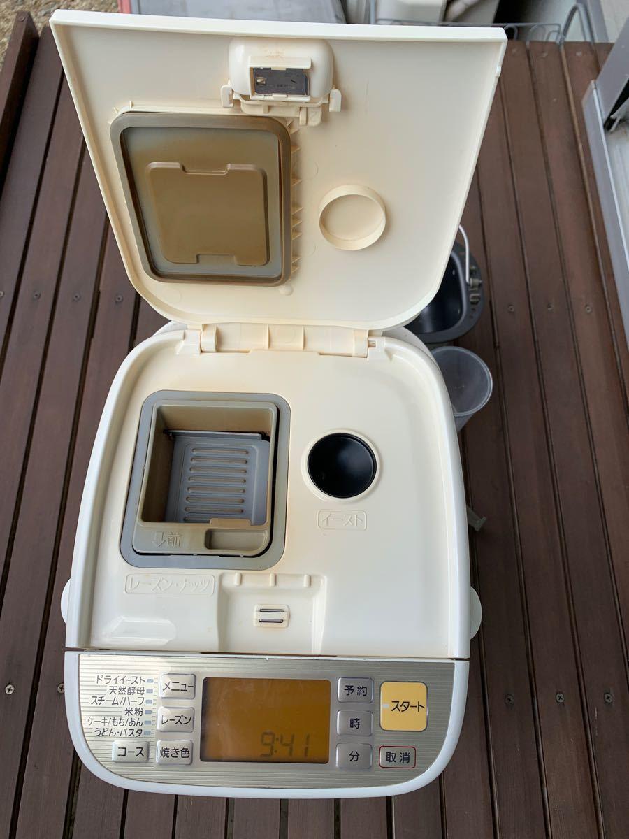 Panasonic パナソニックホームベーカリー SD-BMS1021斤タイプ 2010年製