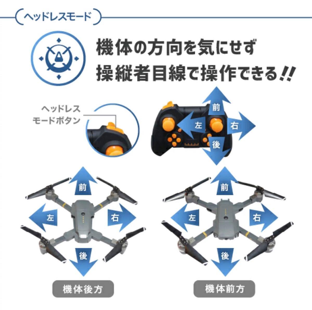 ドローン 新品 1080P wifi カメラ 新品未開封 早い者勝ち!