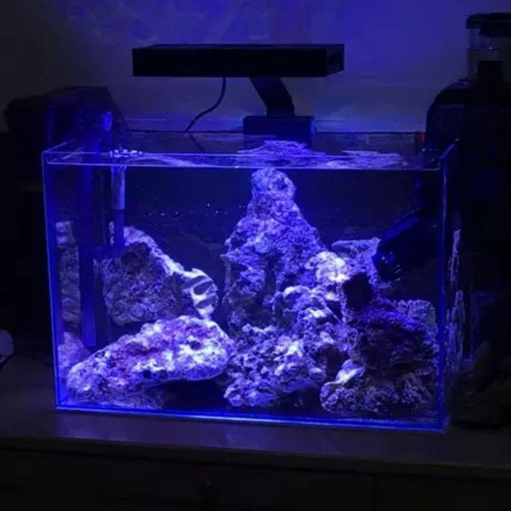[METIS] LED 水槽ライト アクアリウムライト 海水魚 サンゴ 海水槽 照明 調光 LED3個 高光度 長寿命 強力 水族館 組立簡単_画像3