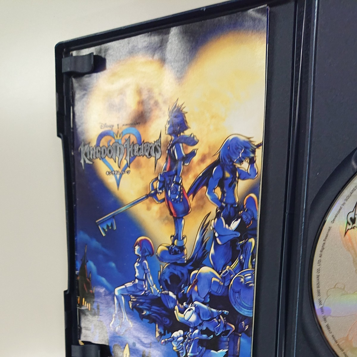 PS2 キングダムハーツ プレイステーション2 PlayStation2