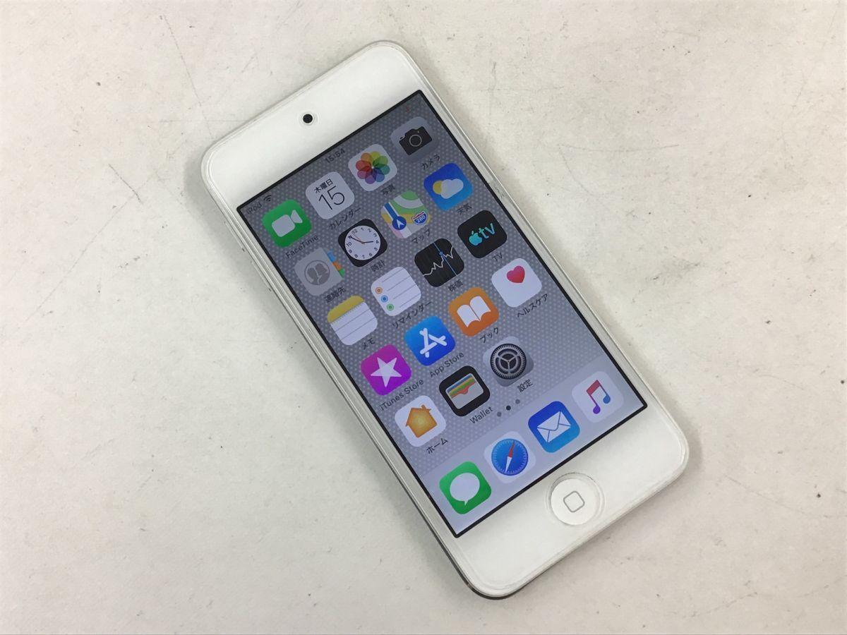 APPLE A1574 第6世代 32GB シルバーアクティベーション解除済み iPod touch◆現状品 [5408W]