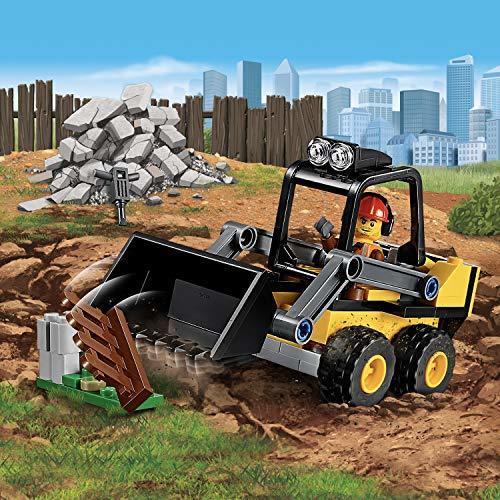 レゴ(LEGO) シティ 工事現場のシャベルカー 60219 ブロック おもちゃ 男の子 車_画像3