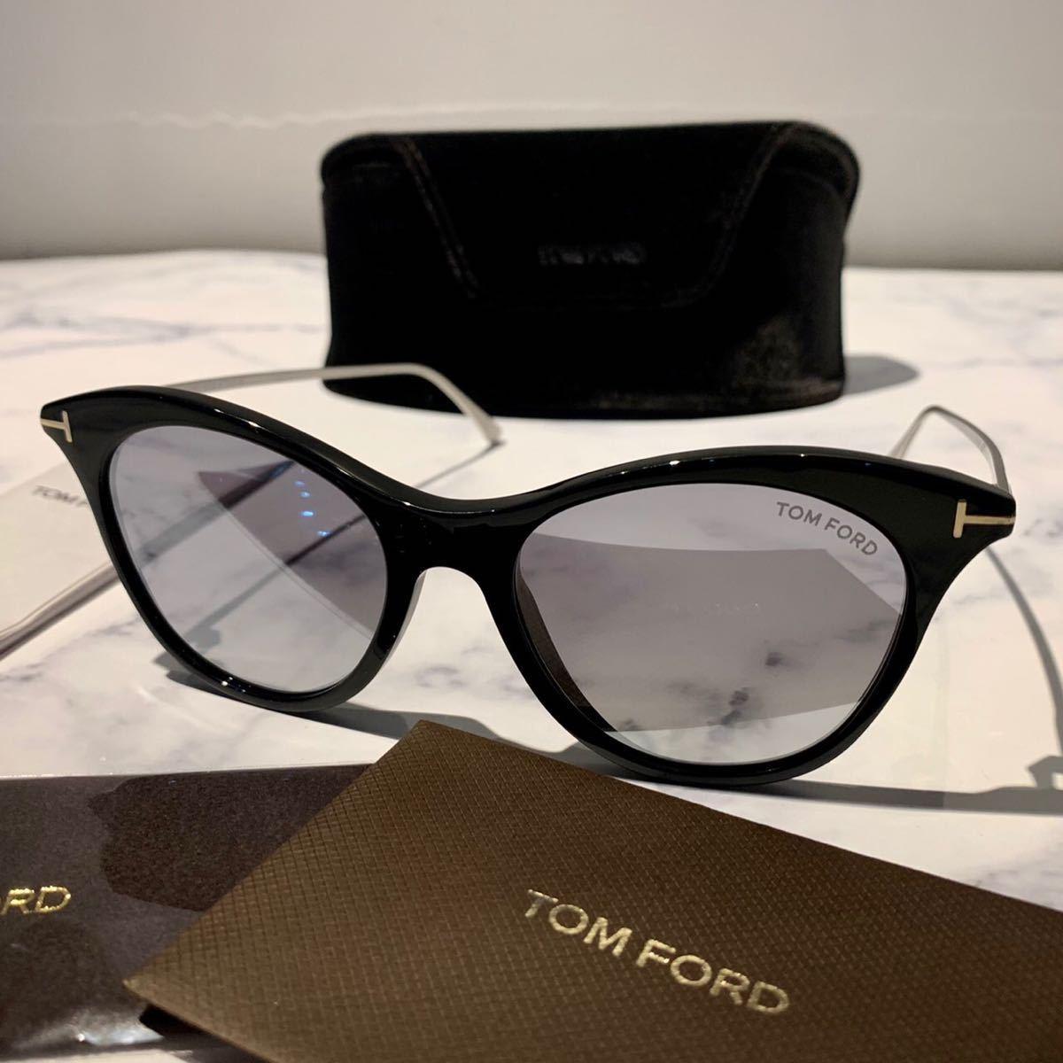 確実正規 新品 トムフォード TF662 FT0662 01C 眼鏡 サングラス tomford メガネ