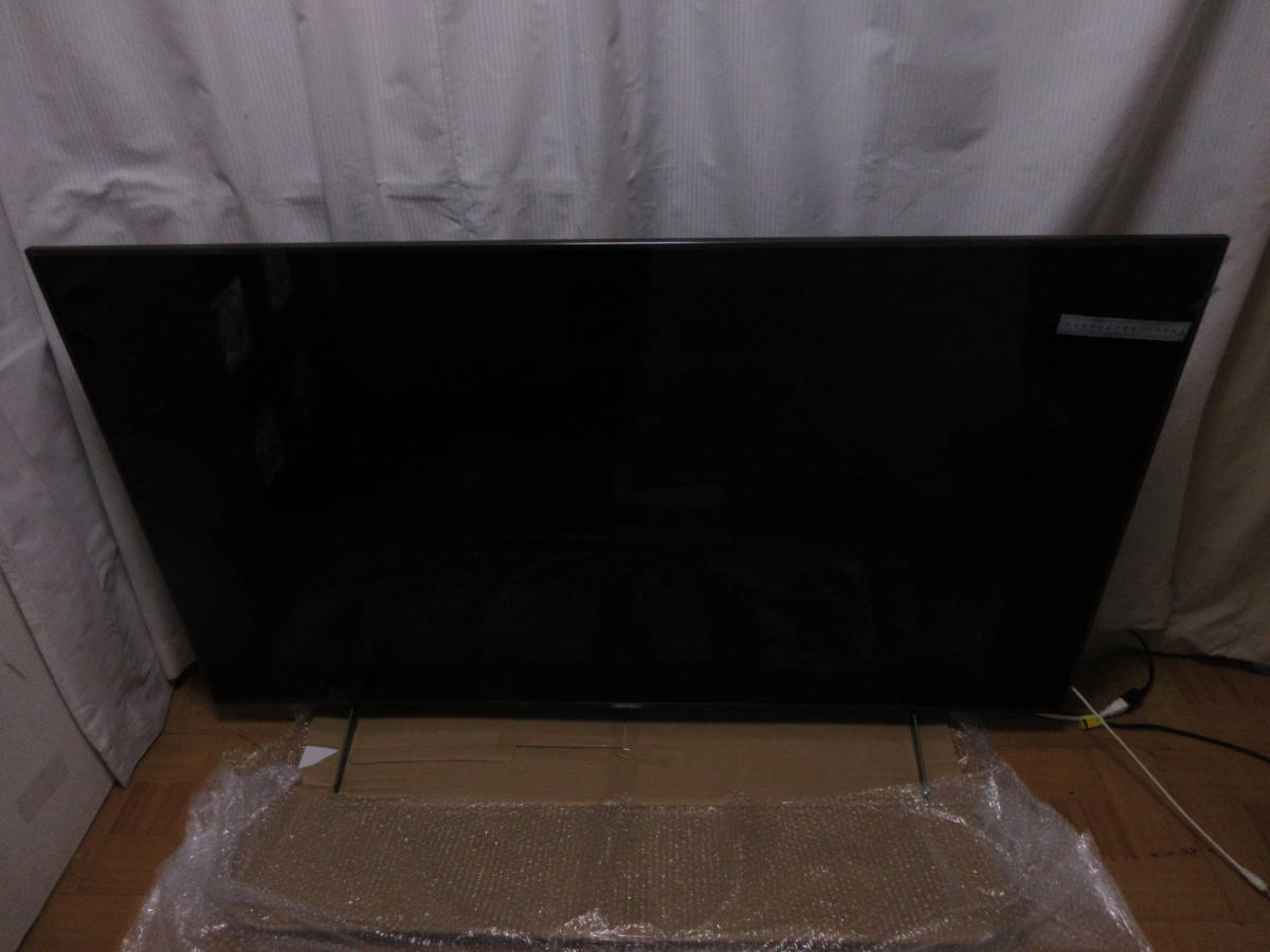 SONY BRAVIA KJ-65X8550H [65インチ] 展示品1年保証 BS/CS4Kチューナー内蔵4K液晶テレビ PF_画像4