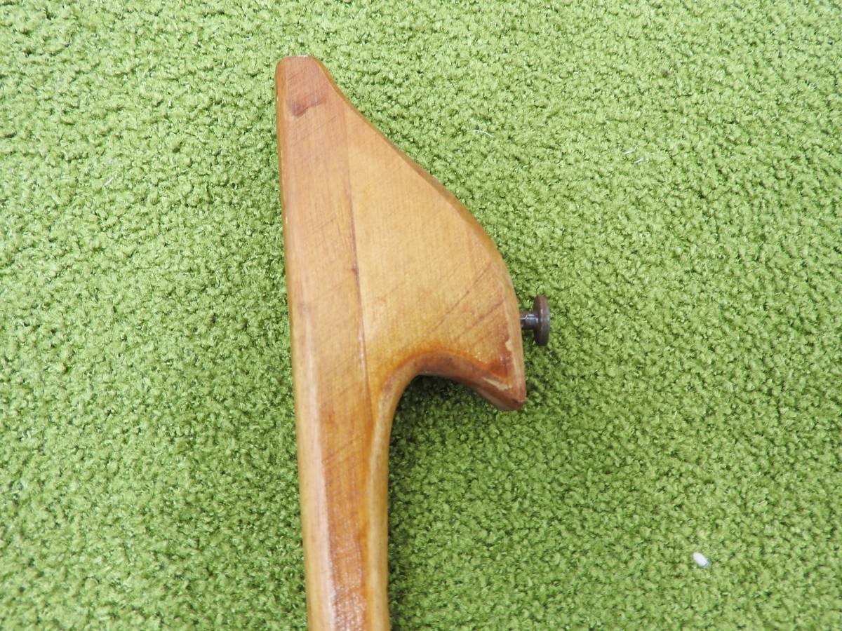 二胡◆敦煌牌 中国 上海民族楽器 蛇革 弦楽器◆現状お渡し品「管理№F2976」_画像7
