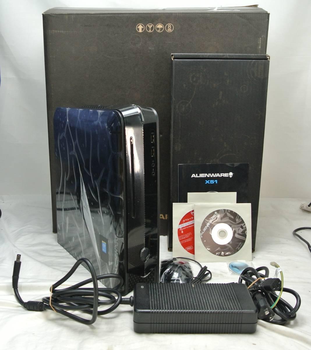 高級ゲーミングPC DELL ALIENWARE X51 R2/i7-4790K GTX750 Fortnite/SSD480G/Office2019/Fortnite/PCゲーム・動画映像編集、フォートナイト_画像10
