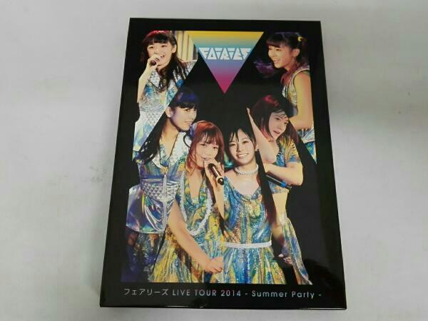 フェアリーズ /LIVE TOUR 2014-Summer Party- ライブグッズの画像