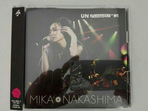 中島美嘉 MTV Unplugged(初回生産限定盤)(Blu-ray Disc付) ライブグッズの画像