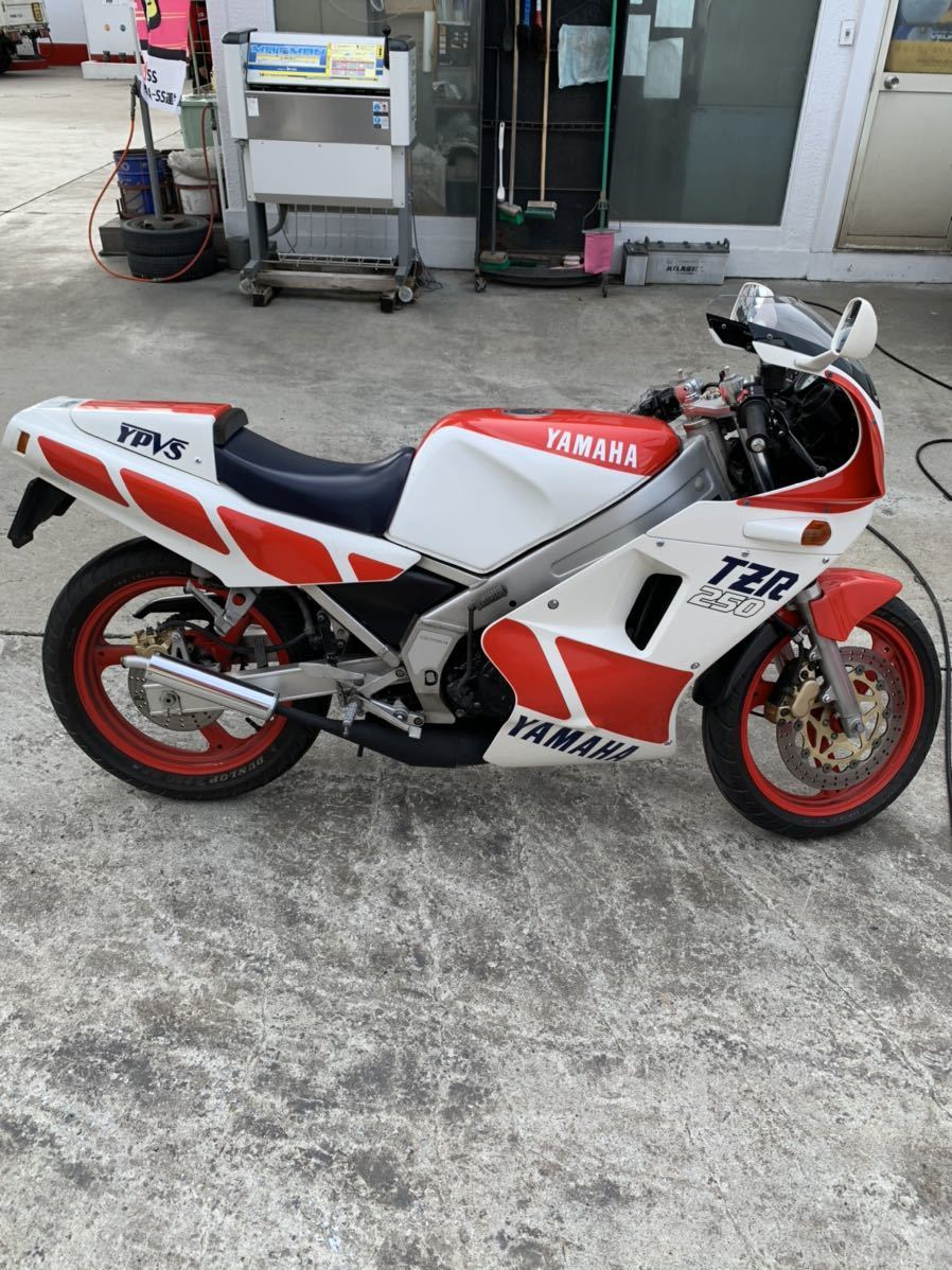 「TZR250 1KT」の画像1