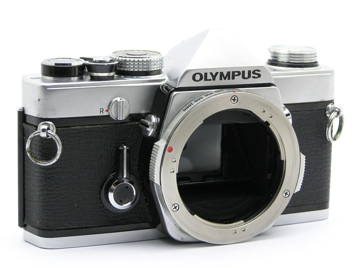 ★ハローカメラ★1174 OLYMPUS OM-1 MD 難有 動作品、現状 1円スタ-ト
