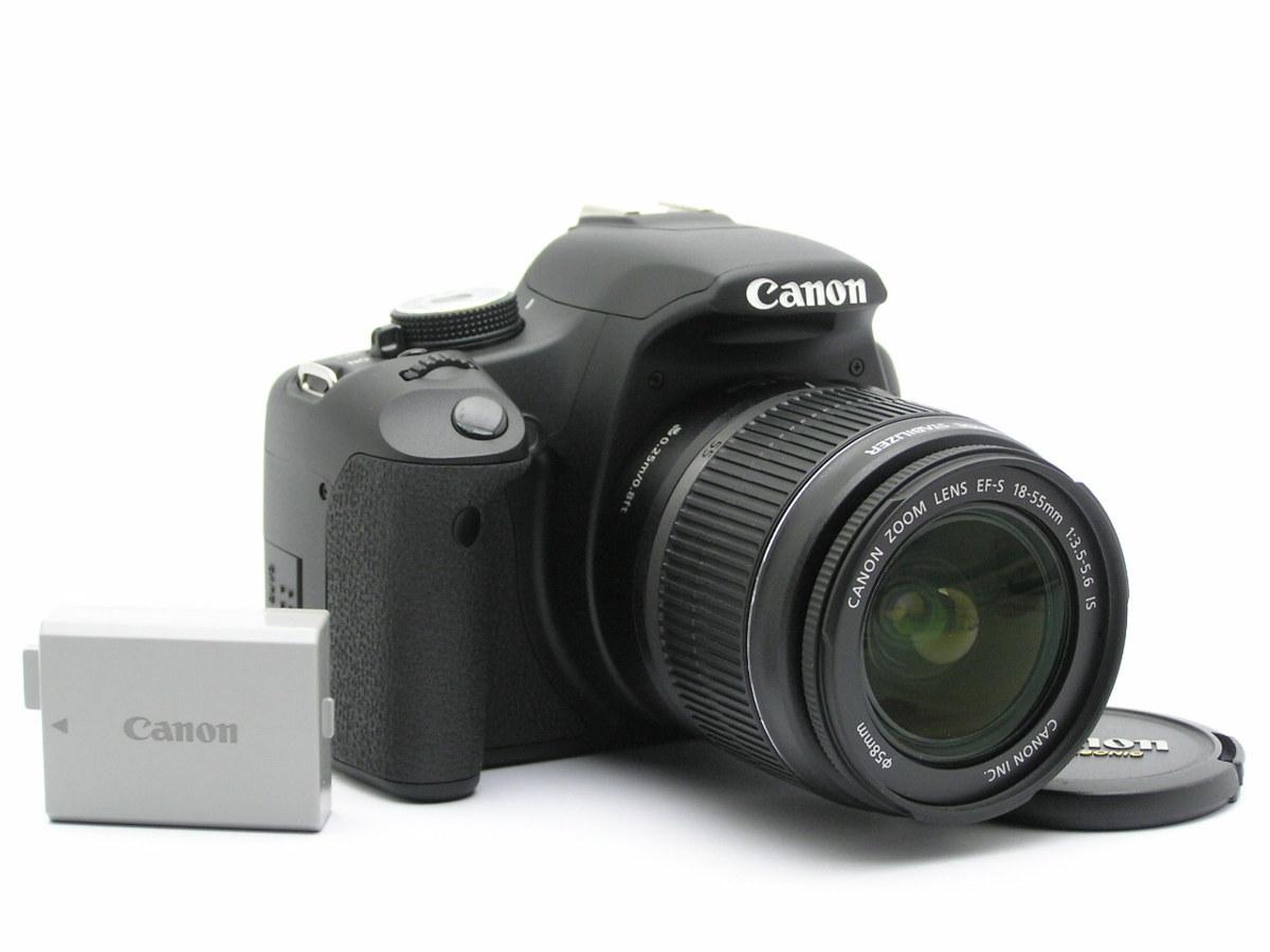 ★ハローカメラ★1187 Canon EOS Kiss X3 ( EF-S 18-55mm F3.5-5.6 IS ) 【本体とバッテリ-のみ有り】動作品 現状 1円スタ-ト 即決あり