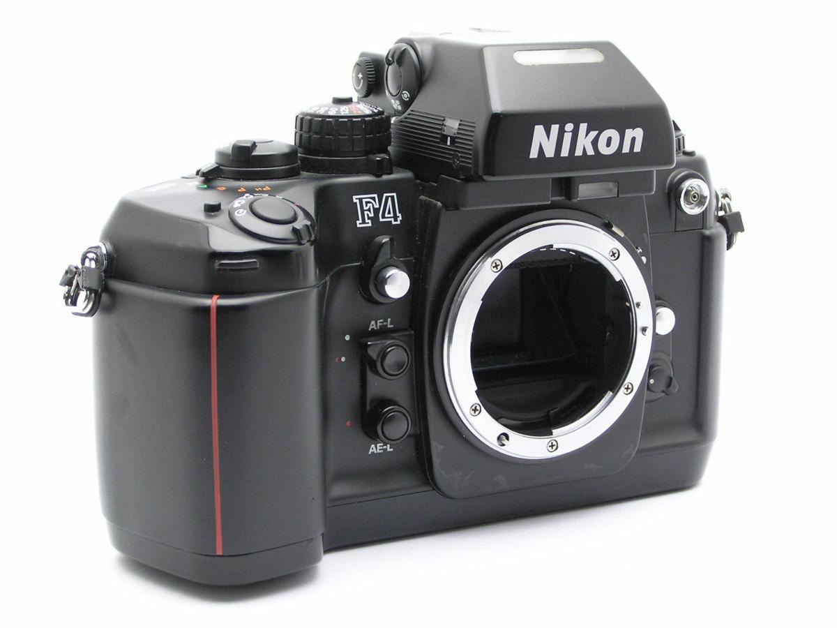 ★ハローカメラ★1317 Nikon F4 B.2241790 動作品、要清掃  ジャンク 1円スタ-ト