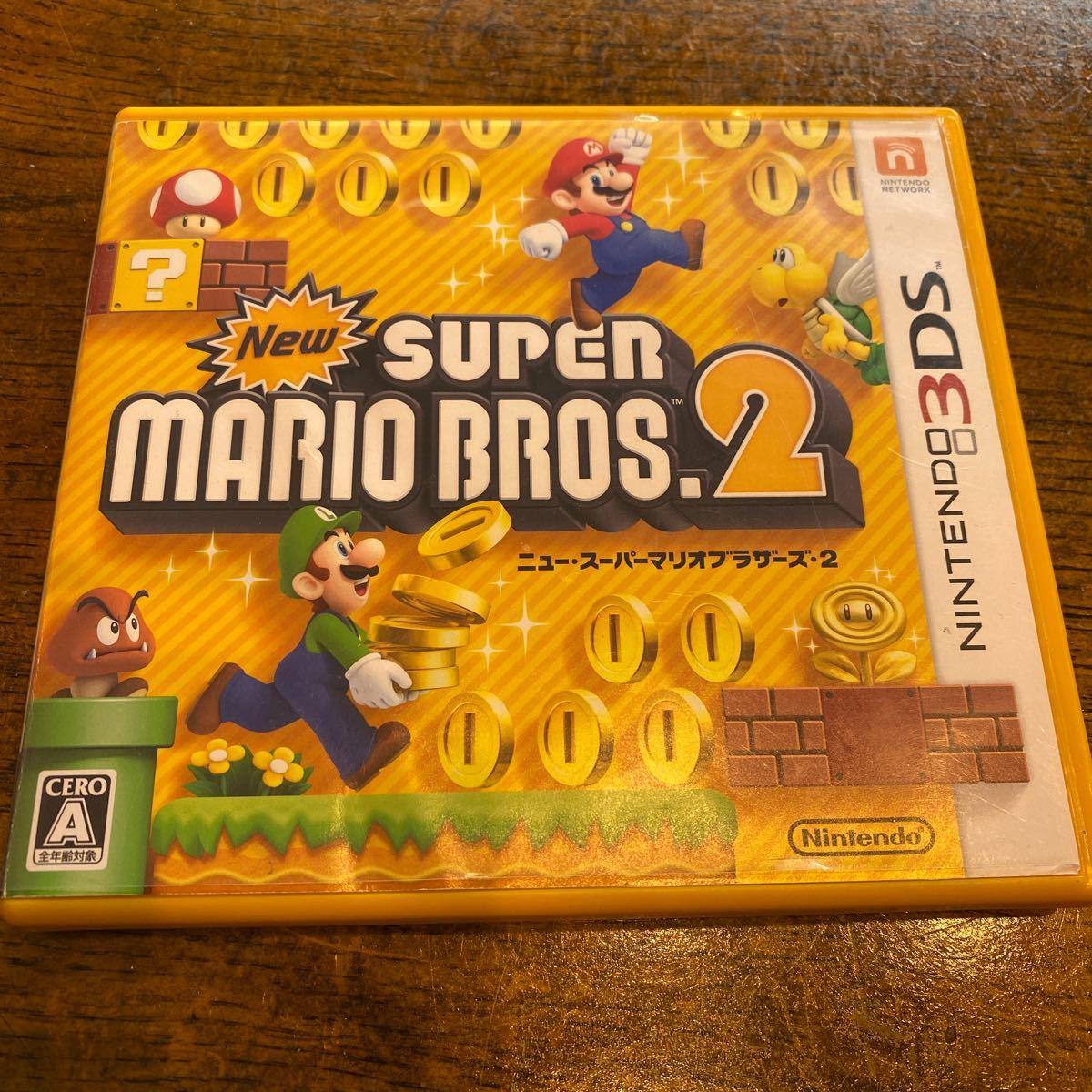 【3DS】 NEW スーパーマリオブラザーズ2