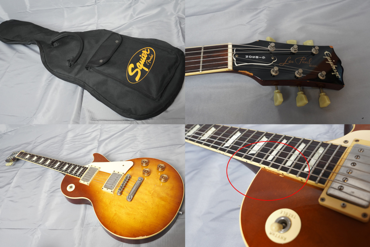 ★Epiphone Japan★Les Paul Standard LPS-80 HB MADE IN JAPAN 日本製 ヘヴィーレリック調 レスポール スタンダード エピフォン★_画像10