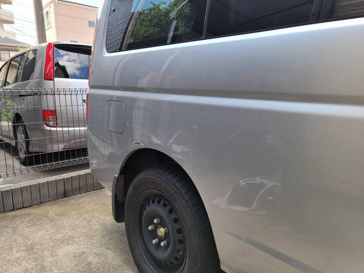 「ステップワゴン RF3 トランポ 4ナンバー登録」の画像3